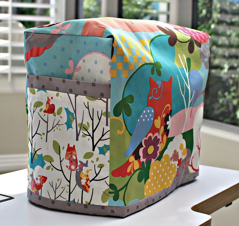 Sewing Machine Cozy - Tutorial
